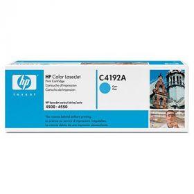 Картридж голубой HP Color LaserJet 4500/4550 (6К)