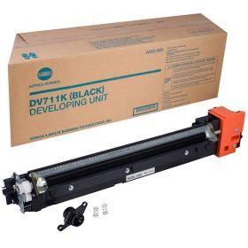 Блок девелопера DV-711К черный Konica Minolta bizhub C654e/C754e (A2X203D)