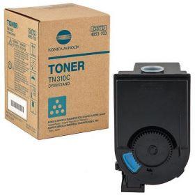 Тонер-картридж голубой TN-310С Konica-Minolta