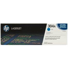 Тонер-картридж голубой HP Color LaserJet CM2320/CM2320fxi/CM2320nf/CP2025/CP2025dn/CP2025n (2,8K)