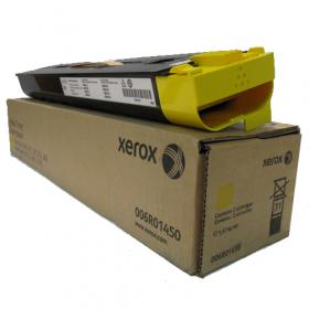 Тонер желтый (006R01450) XEROX DC 240/250/242/252/260, оригинальный (2 тубы)