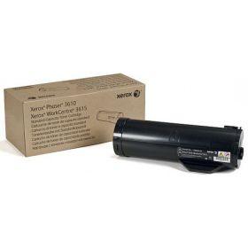 Тонер-картридж черный (106R02723) Xerox Phaser 3610/ WC 3615, оригинальный (14,1K)