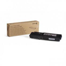 Тонер-картридж черный (8K) Phaser 6600/WC 6605