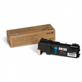 Принт-картридж голубой Xerox (106R01601) Phaser 6500/WC 6505, оригинальный (2,5K)