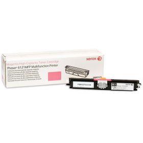 Тонер-картридж Xerox 106R01474 лазерный пурпурный для Phaser 6121