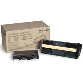 Тонер-картридж Xerox 106R01536 лазерный черный для Phaser 4600, 4600N