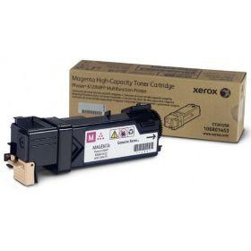 Тонер-картридж Xerox 106R01457 лазерный пурпурный для Phaser 6128MFP/N