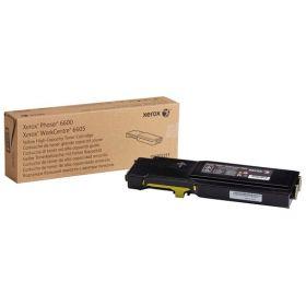 Тонер-картридж Xerox 106R02251 желтый (2K) Phaser 6600/WC 6605