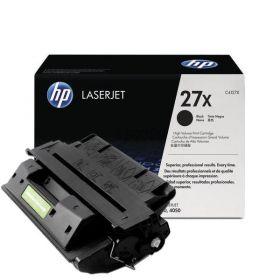 Картридж черный HP 27X LaserJet 4000/4050 (10K)
