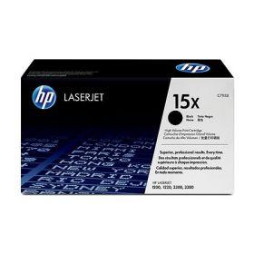 Картридж черный HP 15X LaserJet 1005/1200/1220/33xx (3,5K)