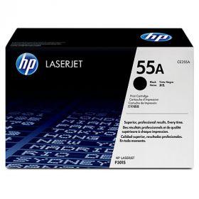 Картридж черный HP 55X LaserJet P3015 (12,5К)