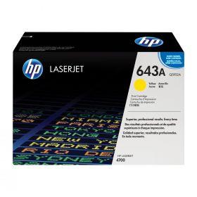 Картридж желтый HP Color LaserJet 4700 (10К)
