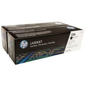 Картридж черный 128A HP LaserJet Pro CP1525 (2000 стр) двойная упаковка
