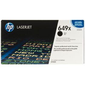 Картридж черный HP Color LaserJet CP4525 (17K)