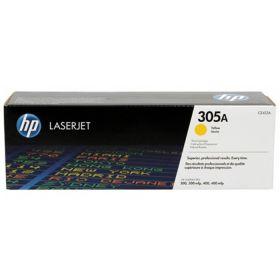 Картридж желтый 305A HP Color LaserJet M351/M451/MFP M375/MFP M475 (2,6К)