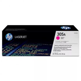 Картридж пурпурный 305A HP Color LaserJet M351/M451/MFP M375/MFP M475 (2,6К)
