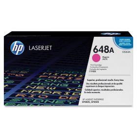 Картридж пурпурный HP Color LaserJet CP4525 (11K)