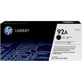 Картридж черный HP 92A C4092A