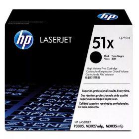 Картридж черный НР 51X LaserJet P3005/M3035mfp/M3027mfp (13K)