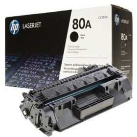 Картридж черный HP 80A LaserJet Pro 400 M401/Pro 400 MFP M425 (2,7К)