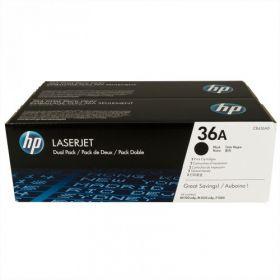 Картридж Hewlett-Packard CB436AD, CB436AF, CB436F, CB436X № 36A, 4000 страниц