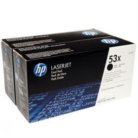 Картридж Hewlett-Packard (Q7553XD) для LaserJet  P2015 (7000 стр) черный