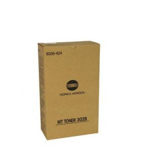 KONICA-MINOLTA MT TONER 302B оригинальная туба с тонером