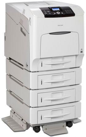 Лазерный принтер Ricoh SP C440DN