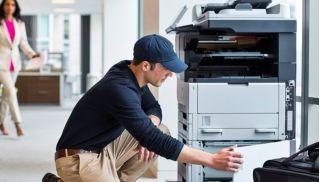 Техническое и сервисное обслуживание оргтехники