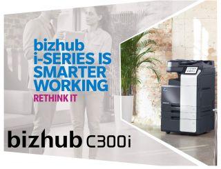 Konica Minolta Bizhub C300i
