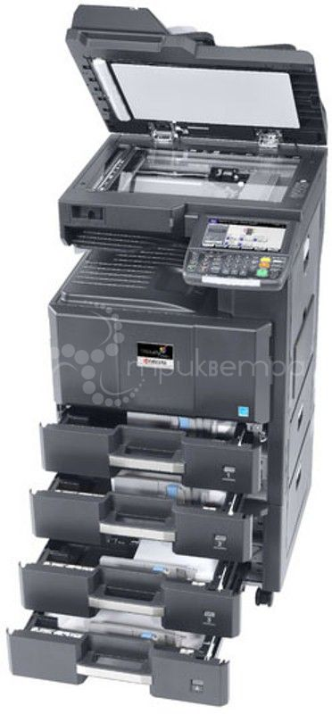 Kyocera TASKalfa 2550ci Printer KX Driver for Mac