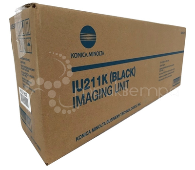 Konica minolta imaging unit iu-211 k 100 000 pages чёрный bizhub c203 c253
